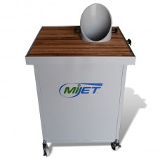 "MiJET Workstation - 12"" Diameter Table"