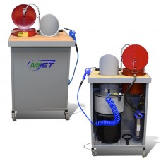 "8"" Diameter MiJET Wash Station"