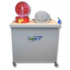 MiJET Workstation with 12 inch Diameter MiJET Unit